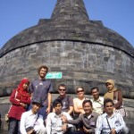 Us and the Javanese students