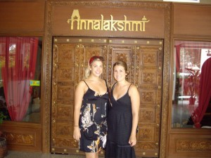 The karma-rich Indian restaurant Annalakshmi