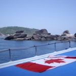 Canada in the Similans?