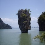 "James Bond Island...the ""finger"""