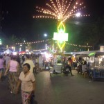 The carnival in Ranong