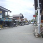 A street in Pai